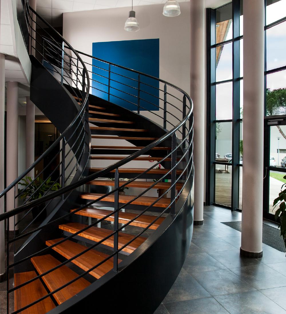 bureaux de l'ADEP création de bureaux tertiaire Béziers (34)