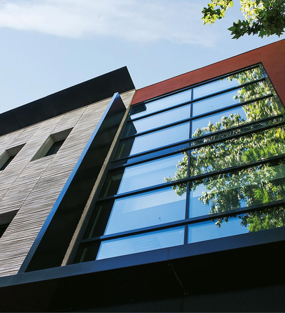 Investimo - Le Saint Jaume création d'un immeuble pour la caf à Narbonne (11)