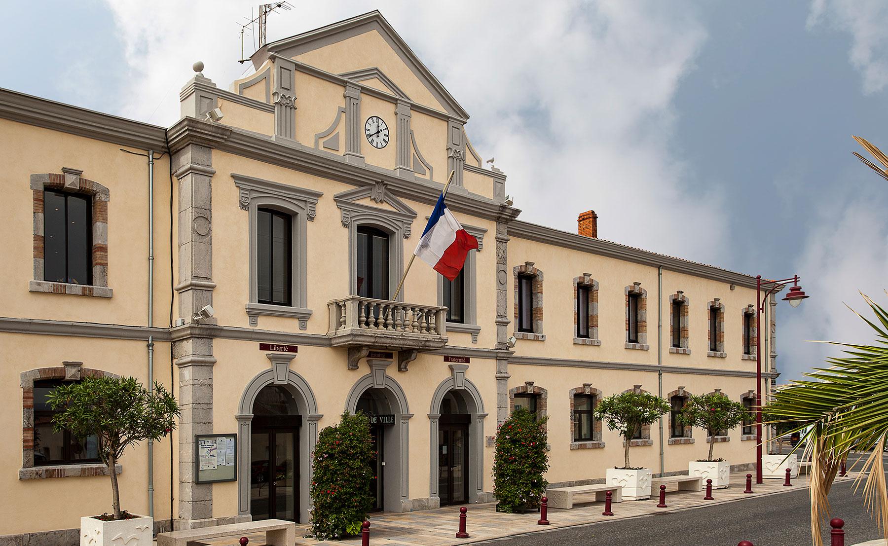 hôtel de ville de Port-la-Nouvelle