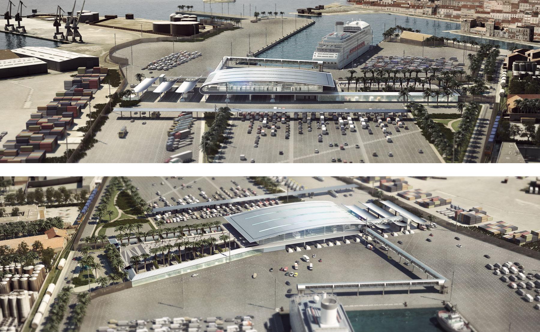Aménagement du Port de Sète