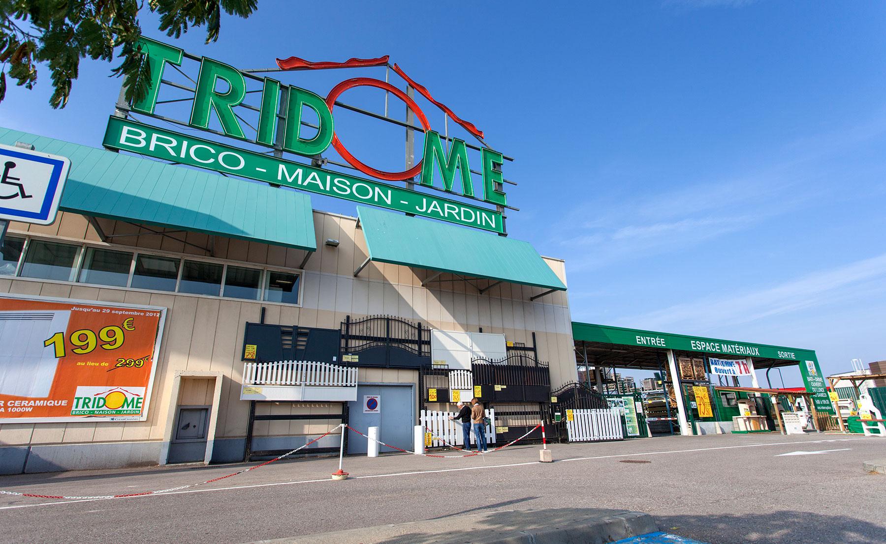 commerce Tridome