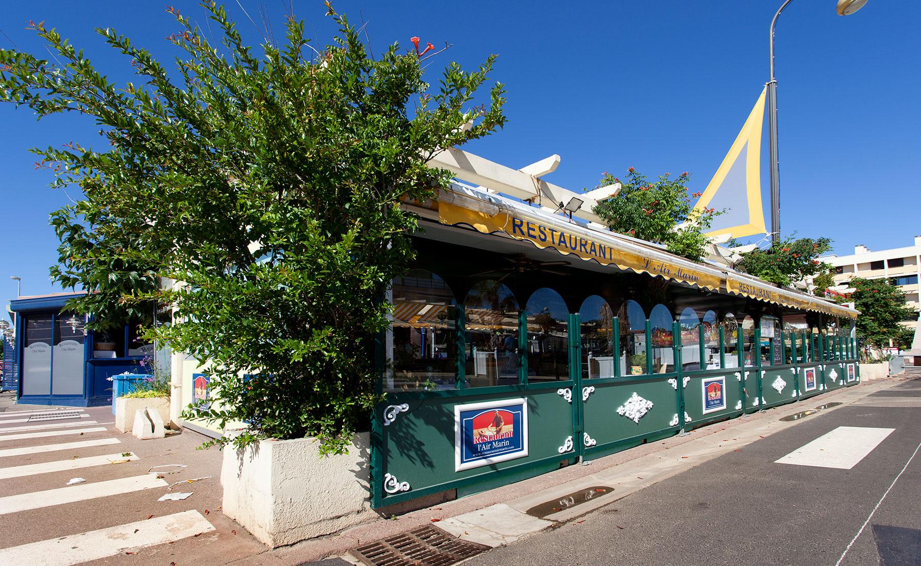 restaurant l'Air Marin